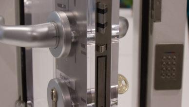 Draadloos deurslot