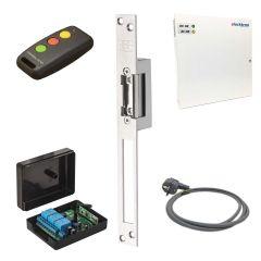 Elektrische deuropener met afstandsbediening