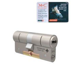 M&C Condor standaard dubbele cilinder