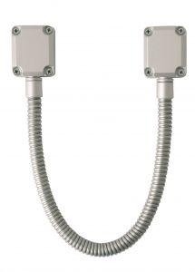 Opbouw kabelovergang