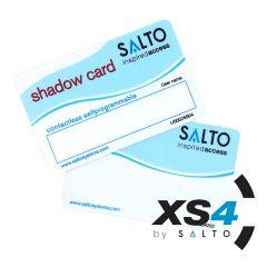 Salto XS4 zelf programmeer gebruikers kaart
