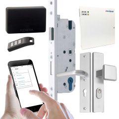 Toegangssyteem met smartphone app en afstandsbediening