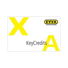 Evva Airkey keycredits 10, 50 of 100